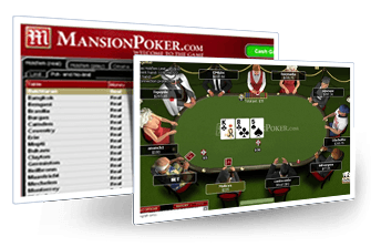 Mansion poker bonus